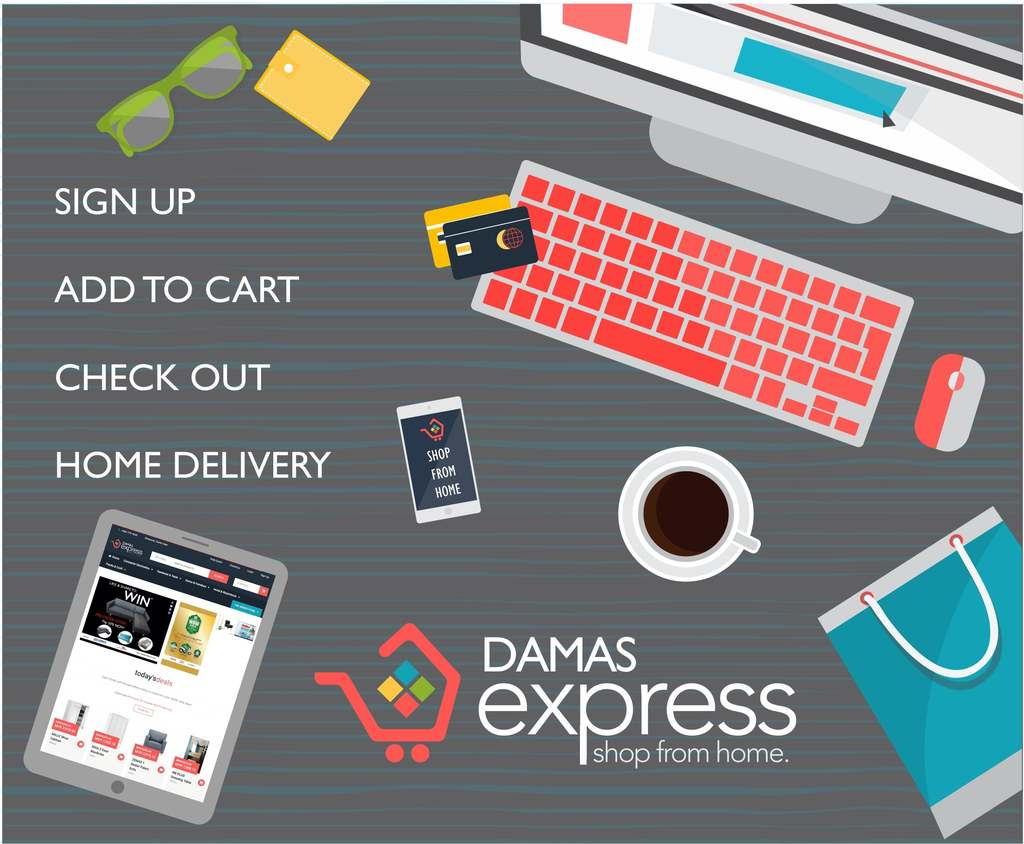 Damas Express Promotion