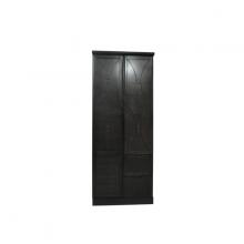 Wardrobe 2 Door Ohio - Wenge