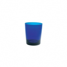 Modish Blue Magic Rock Glass 455ML 41V0011