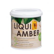 Liqui Amber UV Varnish Gloss Walnut 1ltr