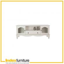 Anastasia TV Cabinet 160cm - White