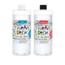 TrueArt Resin Epoxy 2ltr (1ltr resin +1ltr hardener)