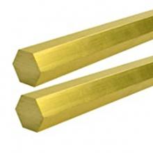 Brass Hexagon Rod 5/8'' x 12ft