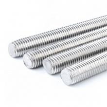 Stainless Steel Threaded Rod 3/8'' x  6'