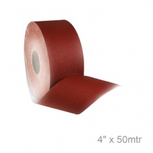 Emery Cloth Sandpaper Roll P60 4'' x 50mtr