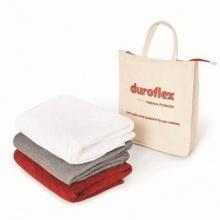 Duroflex Duro Safe Mattress Protector King Size - Grey