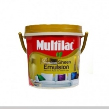 Premium Sheen Emulsion Brilliant White 10Ltr