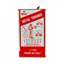 ROYAL LACQUER THINNER 3LTR