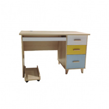 STUDY TABLE S-65 1200X580X750MM
