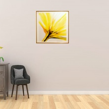 ZMYS-2 PAINTING CANVAS+WOOD FRAME