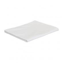 Bed Sheet Plain White 290x270cm (Queen Size)