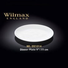 Wilmax  Dinner Plate 9inch